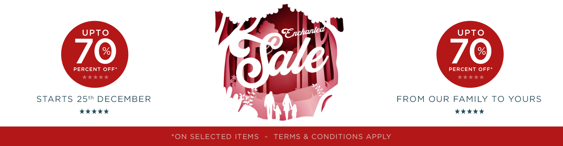 Enchanted Sale