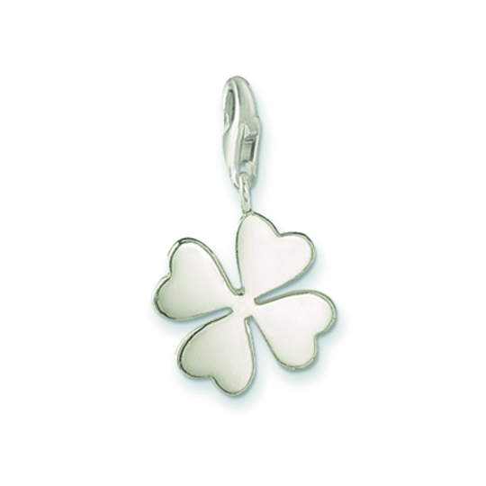 Thomas Sabo Sterling Silver Four Leaf Clover