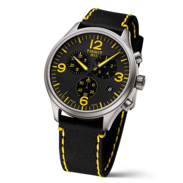 Tissot Chrono XL Classic Tour De France Special Edition Watch