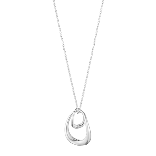 Georg Jensen Offspring Pendant Necklace