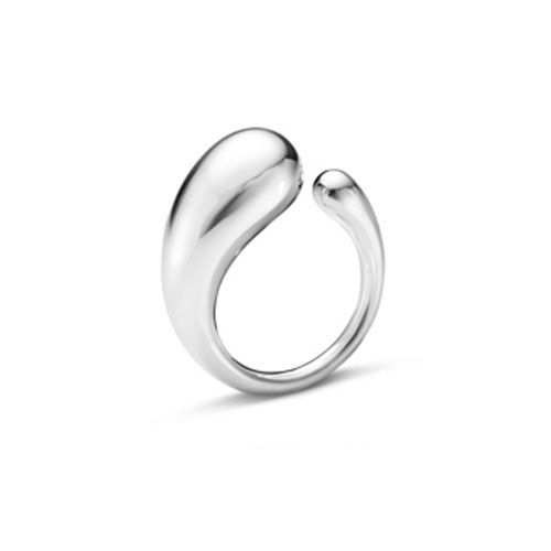 Georg Jensen MERCY Small Ring 634A Silver