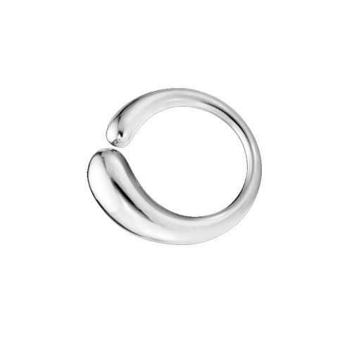Georg Jensen Sterling Silver Mercy Ring