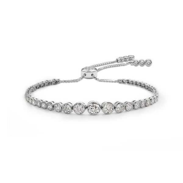 CARAT* London Sterling Silver Quentin Bracelet