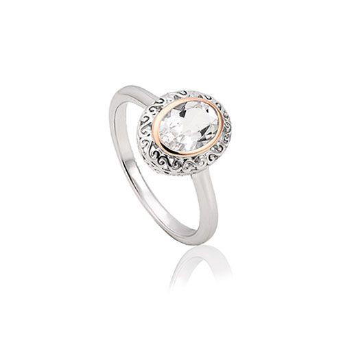 Clogau Looking Glass Ring