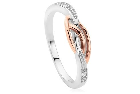 Clogau Eternal Love Affinity Stacking Ring