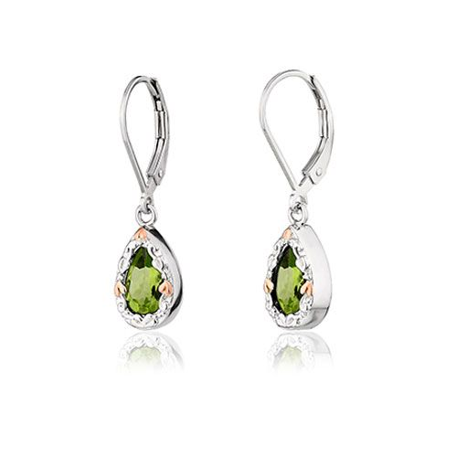 Clogau Enchanted Forest Drop Earrings