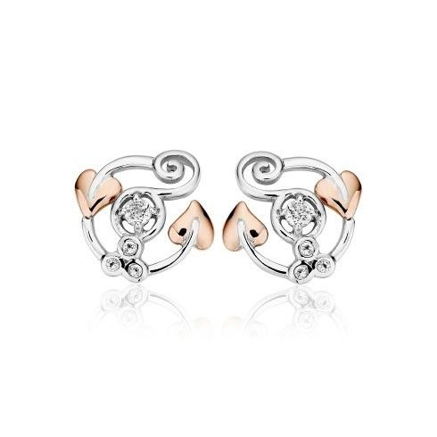 Clogau Tree of Life Origin Earrings