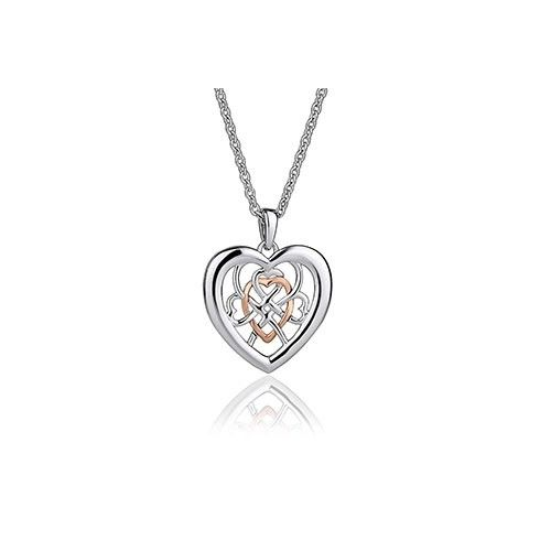 Clogau Welsh Royalty Pendant