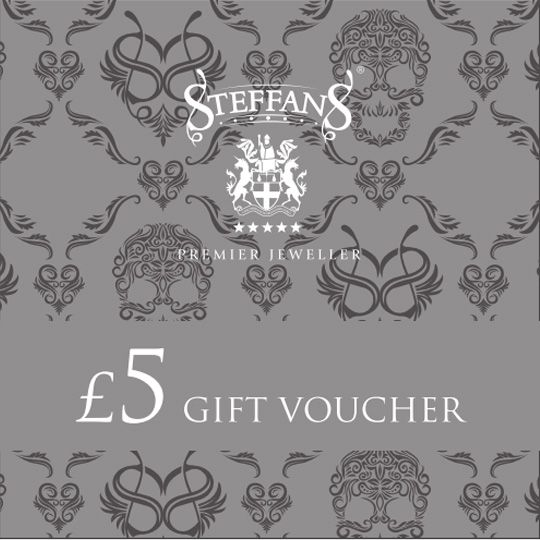 Steffans In Store £5 Gift Voucher