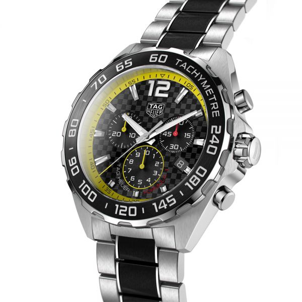 TAG Heuer Formula 1 Chronograph Men's Watch (UK Exclusive)