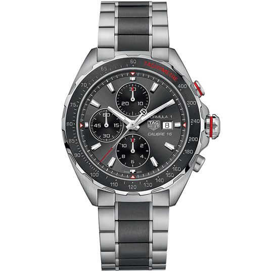 TAG Heuer Men's Calibre 16 Automatic Chronograph Formula 1 Watch CAZ2012 BA0970