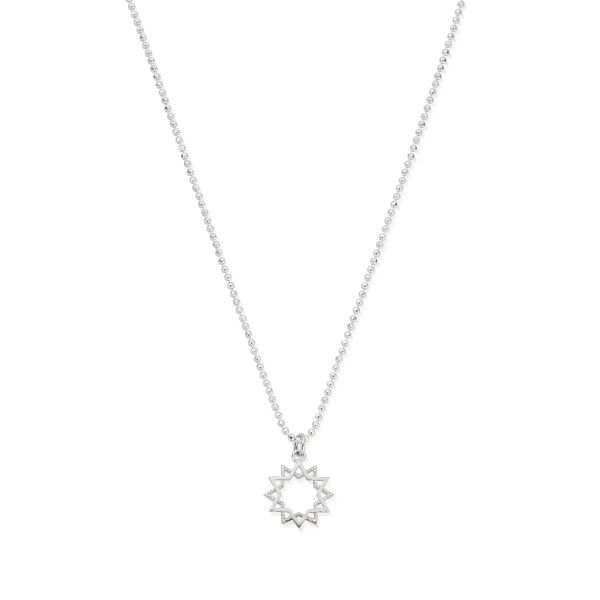 ChloBo Exclusive Limited Edition Silver Star Necklace