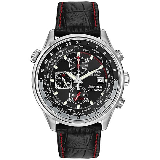 Citizen Gents Red Arrows Chronograph Eco-Drive Watch