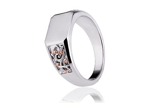 Clogau Tree of Life Signet Ring