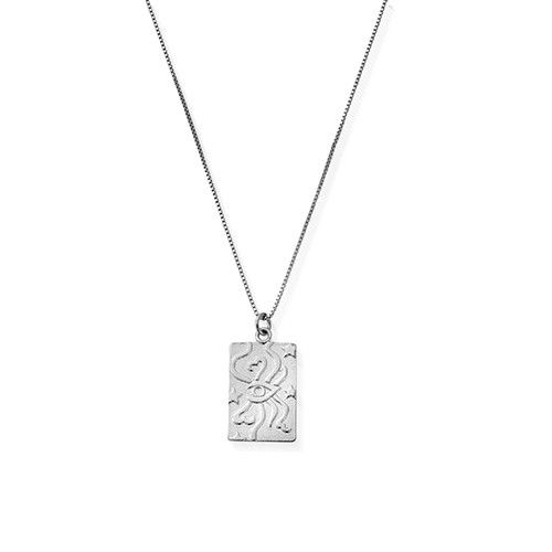 ChloBo Cosmic Connection Sterling Silver Divine Guidance Necklace