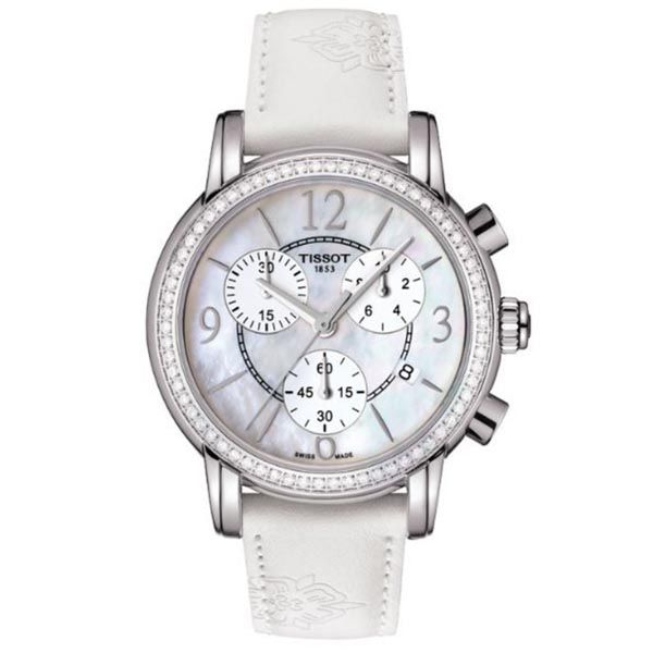 Tissot Dressport Mother of Pearl Ladies Watch