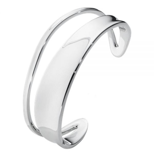 Georg Jensen Sterling Silver Marcia Bangle (3531307)