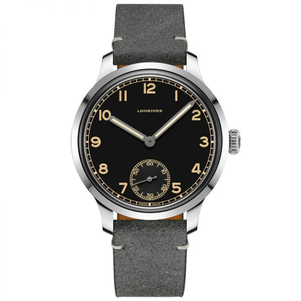 Longines Heritage Military 1938 Limited Edition Automatic Watch