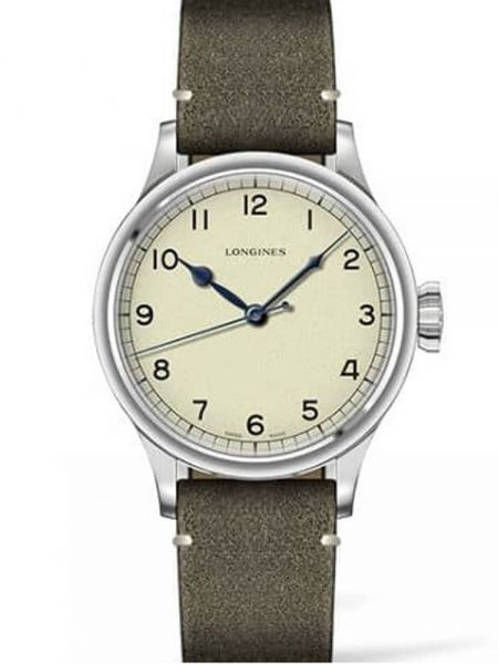 longines 2018 heritage military automatic watch