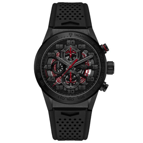 TAG Heuer Carrera Heuer 01 London Limited Edition Watch