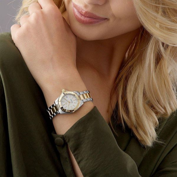 TAG Heuer Ladies Aquaracer Mother of Pearl Dial Watch