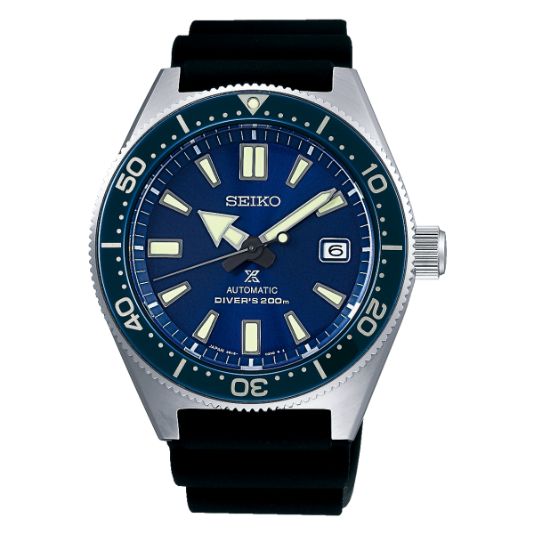 Seiko Blue Dial Prospex Diver's Automatic Watch