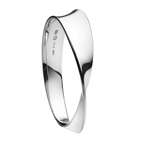 Georg Jensen MOEBIUS Bangle 206 Silver