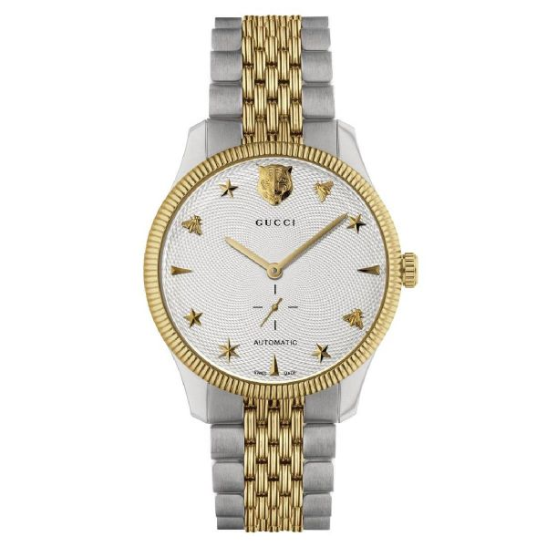 Gucci G-Timeless 40mm Automatic Mens Watch