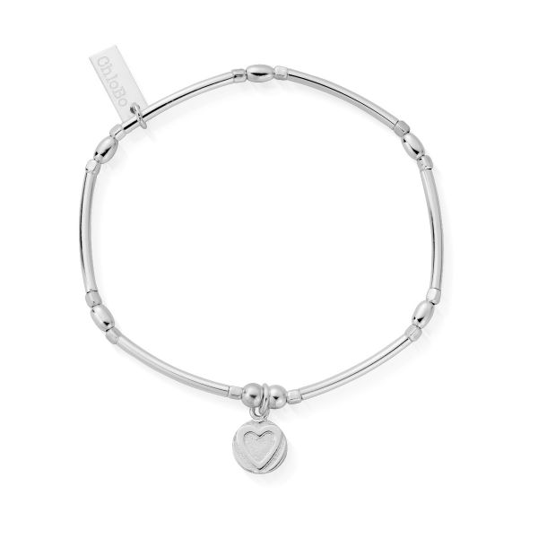 ChloBo Cosmic Connection Sterling Silver Self Love Bracelet
