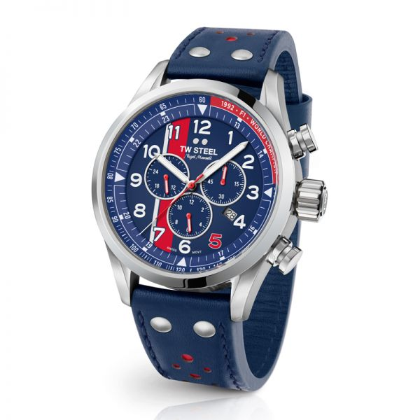 TW Steel Limited Edition Nigel Mansell Pilot Chronograph Watch