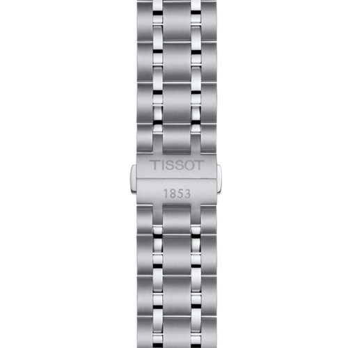 Tissot Couturier Gents Watch (Black/Silver)