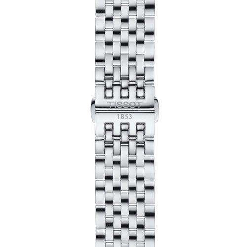 Tissot Tradition Gents Watch (White/Silver)