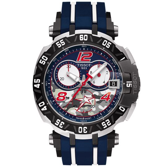 Tissot T-Race MotoGP Nicky Hayden Limited Edition Watch
