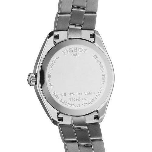 Tissot PR 100 Gents Watch (Blue/Grey)