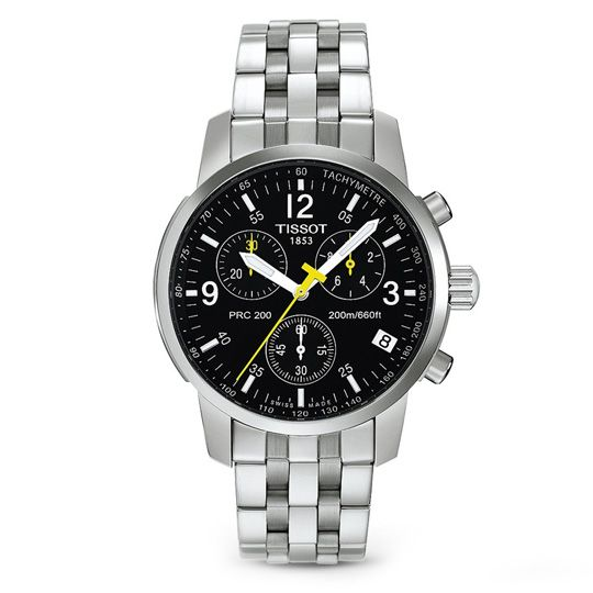 Tissot Gents PRC 200 Chronograph Watch