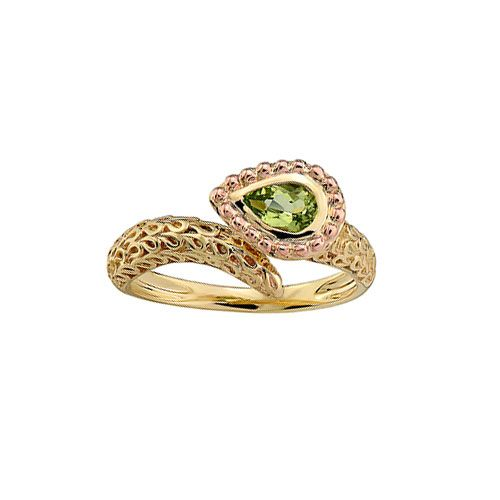 Clogau Tree of Life Serpent Ring