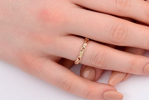 Clogau Tree of Life 9ct Gold Ring