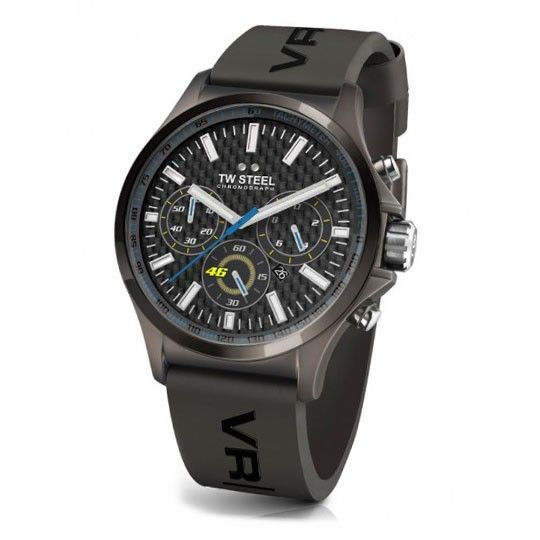 TW Steel Special Edition Valentino Rossi VR|46 Pilot Chronograph Watch