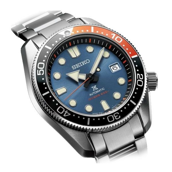 Seiko Prospex Special Edition Twilight Blue Automatic Diver Watch