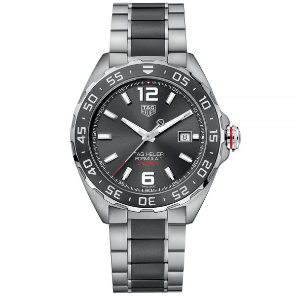 3bfefb8835c Tag Heuer Men s Formula 1 Automatic Watch from Steffans Jewellers