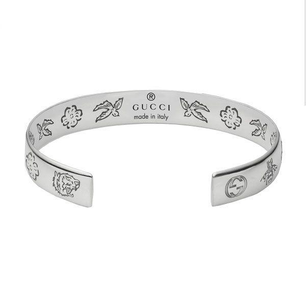 Gucci Blind for Love Bangle