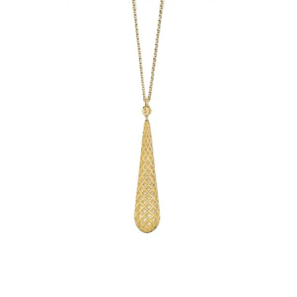 Gucci 18ct Yellow Gold Diamantissima Necklace