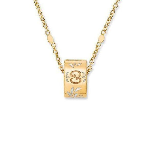 5bc04e379 Gucci 18ct Yellow Gold Icon Blossom Necklace from Steffans Jewellers
