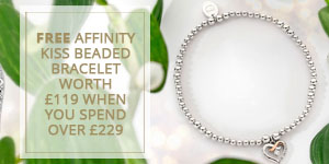 Clogau Kiss Affinity Bracelet Offer