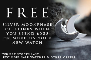 Free Moonphase Cufflinks