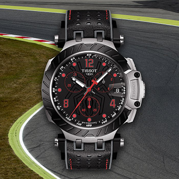 Tissot MotoGP Marc Marquez Watch